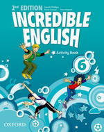 Incredible English 2ed. 6 Activity Book